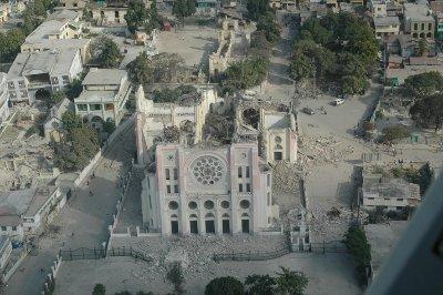 Devastador Terremoto en Haití