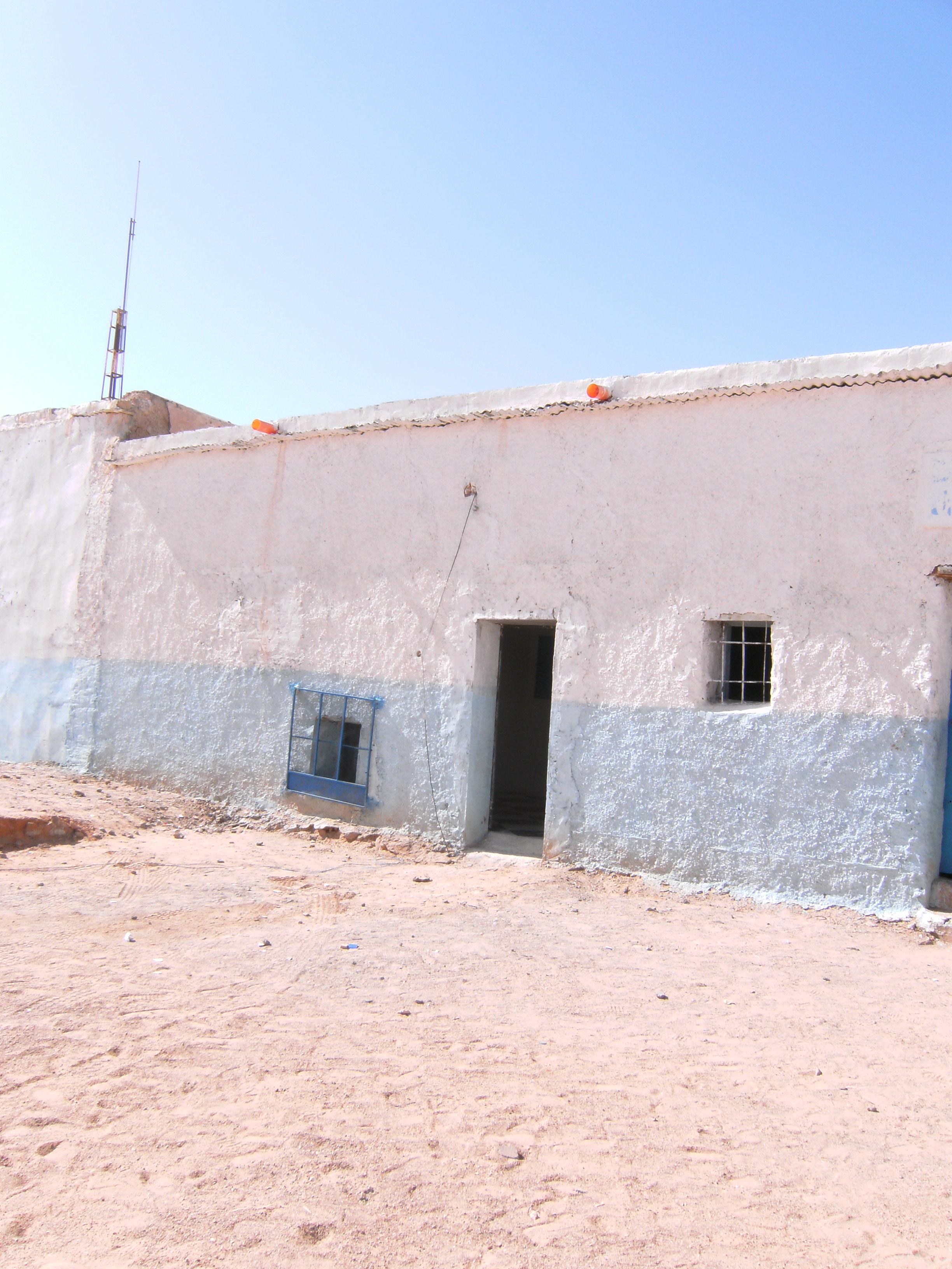 La Asociación de Ayuda al Pueblo Saharaui de Miguelturra continúa con la reconstrucción del Hospital de Ausserd