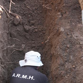 Los restos han sido encontrados en la tarde de este miércoles.
