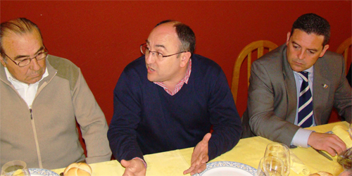 Asociaciones agrarias se reúnen en Criptana para debatir sobre la actual situación del campo
