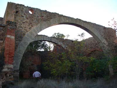 Santos G. Monroy redescubrió los encantos del Martinete de Los Pozuelos.