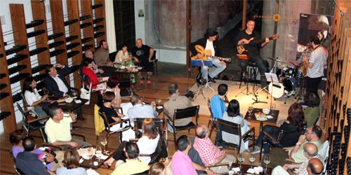 """Las """"Noches en la Bodega"""" 2010 de Bodegas Naranjo se inician este viernes 12 con el quinteto Larry Martin Band"""
