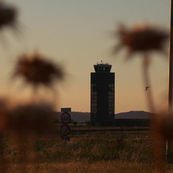 Torre de control del Aeropuerto