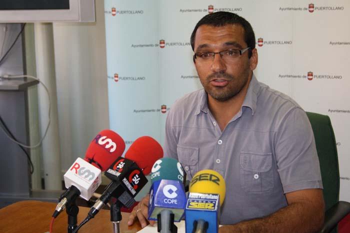 Manuel Rodríguez, en una reciente comparecencia