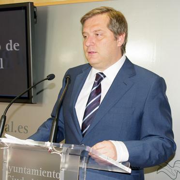 Francisco Cañizares, portavoz del Equipo de Gobierno