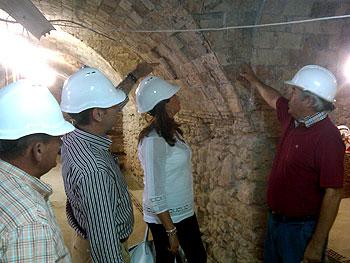 El sótano del antiguo Casino será accesible y tendrá un uso cultural