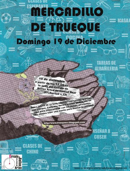Mercadillo de Trueque en Ciudad Real