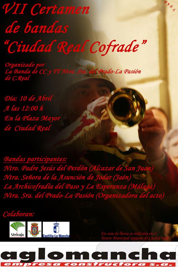 VII Certamen Nacional de Bandas Ciudad Real Cofrade