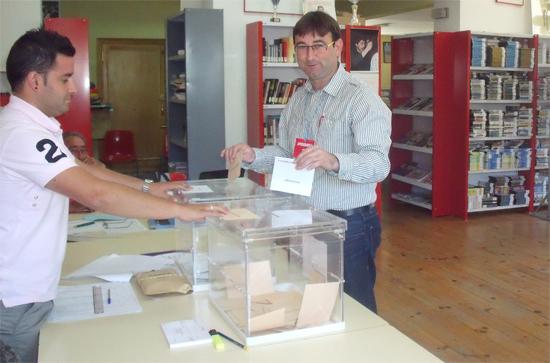 Daniel Martínez, candidato de IU a la Presidencia del Gobierno de Castilla-La Mancha