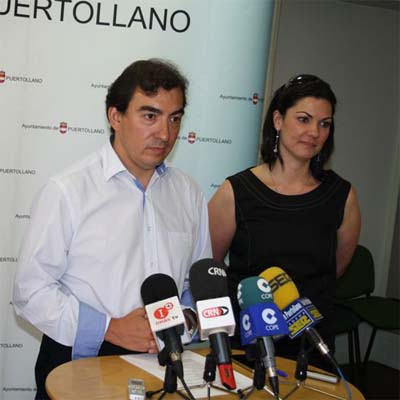 Hermoso Murillo y Mayte Fernández