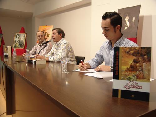Carlos Isidro Muñoz presenta en su ciudad su novela