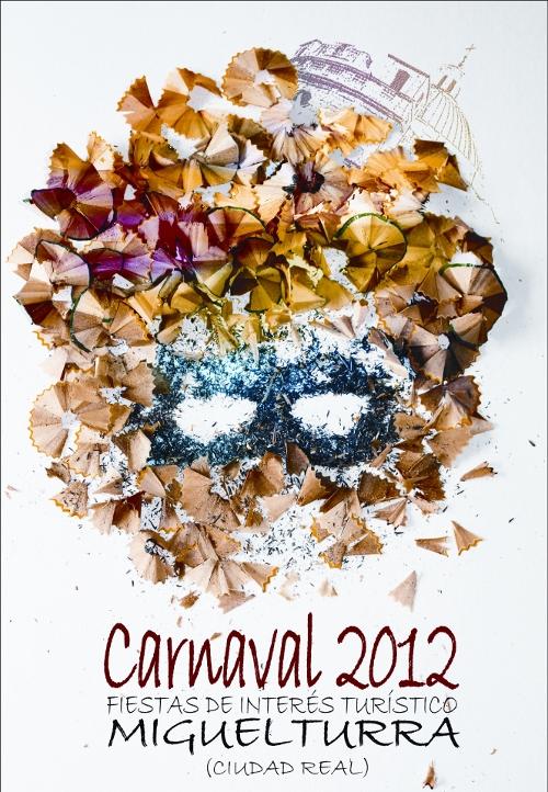 El Carnaval de Miguelturra 2012 ya tiene cartel anunciador