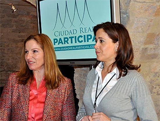 Presentación del programa Ciudad Real Participa