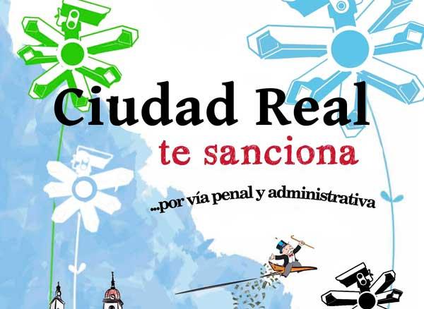 Versión del 'Ciudad Real te enamora', realizada por el 15-M de Ciudad Real.