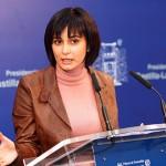 Isabel Rodríguez pide respeto a Valcárcel y Camps