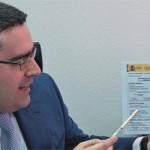 Miguel Ángel Rodríguez se apoya en el Catastro para asegurar que el Hospital General es propiedad de la Seguridad Social