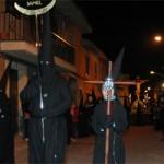Primer vía crucis de la Semana Santa