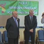 Medalla de oro al folclore para José Moreno