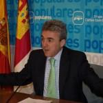 """El PP denuncia que Barreda """"se prohíbe a sí mismo"""" hablar sobre la Fundación Virtus"""