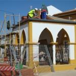 El Ayuntamiento de Pozuelo de Calatrava acometerá  las obras de rehabilitación de la Ermita de la Plaza de la Cruz