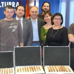 """Clausura del curso de """"Fabricación piezas instrumentos musicales viento-madera y viento-metal con madera de Brezo"""""""