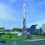 ANRO construye en Tomelloso la estructura metálica con metacrilato más grande del mundo
