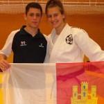 Medalla de bronce para Cristina García de Dios en el Campeonato de España de Jiu-Jitsu
