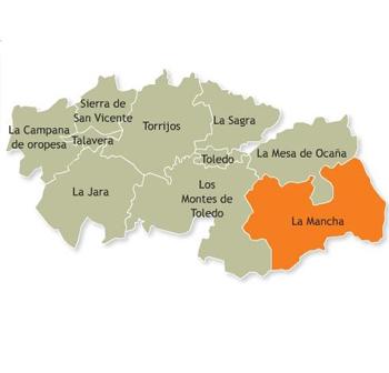 Resultado de imagen de Mancha Alta Toledo