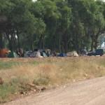 La Guardia Civil vigilará el asentamiento de rumanos de Argamasilla de Alba