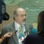 """Luis Arroyo: """"Los políticos que olviden el PEAG serán considerados delincuentes ambientales"""""""