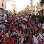Multitudinario Día de la Bici en Calzada de Calatrava