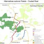 La autovía por Puerto Lápice «salvaría los Montes de Toledo y ahorraría 137 millones de euros»