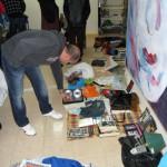 El mercadillo de trueque vuelve al Círculo de Bellas Artes