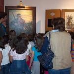 El Museo Comarcal supera el medio centenar las visitas durante enero