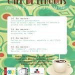 El Café de Lenguas de español, una iniciativa para aprender sobre una cultura y su idioma en un contexto no formal