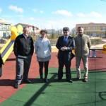 El nuevo parque del Sector-3 abre sus puertas