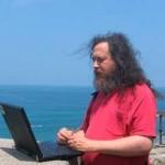 El padre del software libre, Richard Stallman, en Ciudad Real