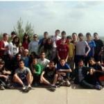 """Éxito del I Encuentro """"Vecino Joven"""" con jóvenes de Torralba, Valdepeñas y Malagón en Valenzuela de Calatrava"""