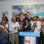 Santiago Lucas-Torres consigue su tercera mayoría absoluta