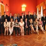 Cotillas destacó en su discurso de investidura la lucha contra el desempleo como primer objetivo