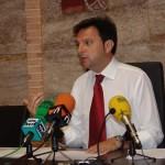 Felipe Rodríguez lamenta que la oposición no haya apoyado el Proyecto Urban