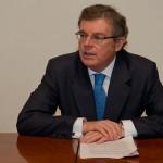 Miguel Ángel Collado, nuevo rector de la Universidad de Castilla-La Mancha por la mínima