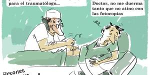 Recortes hospitalarios by Ciudad Real