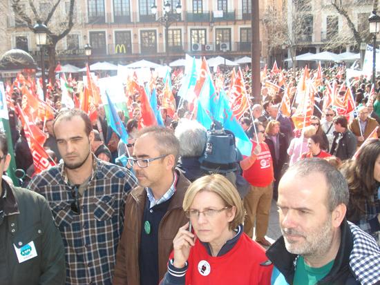 """La Junta califica la huelga de """"rotundo fracaso"""" y los sindicatos critican servicios mínimos """"abusivos"""""""