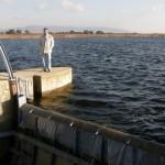 Histórico encharcamiento de Las Tablas con únicamente agua del Guadiana-Azuer