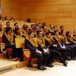 Miguel Ángel Collado presidió la graduación de Ingeniería Industrial en Ciudad Real