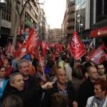Los sindicatos salen airosos en Ciudad Real de su órdago contra la reforma laboral