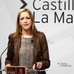El PSOE culpa a Cospedal de la previsible pérdida de ayudas comunitarias