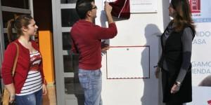 Entregadas las llaves de 56 nuevas viviendas promovidas por Emusvi en los terrenos de la antigua cárcel