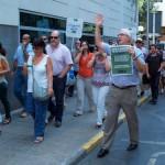Nueva concentración de protesta de los empleados de la Seguridad Social de Ciudad Real